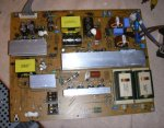 LG TV 37LH30-UA Power Board EAX55357701/17 EAY57681001