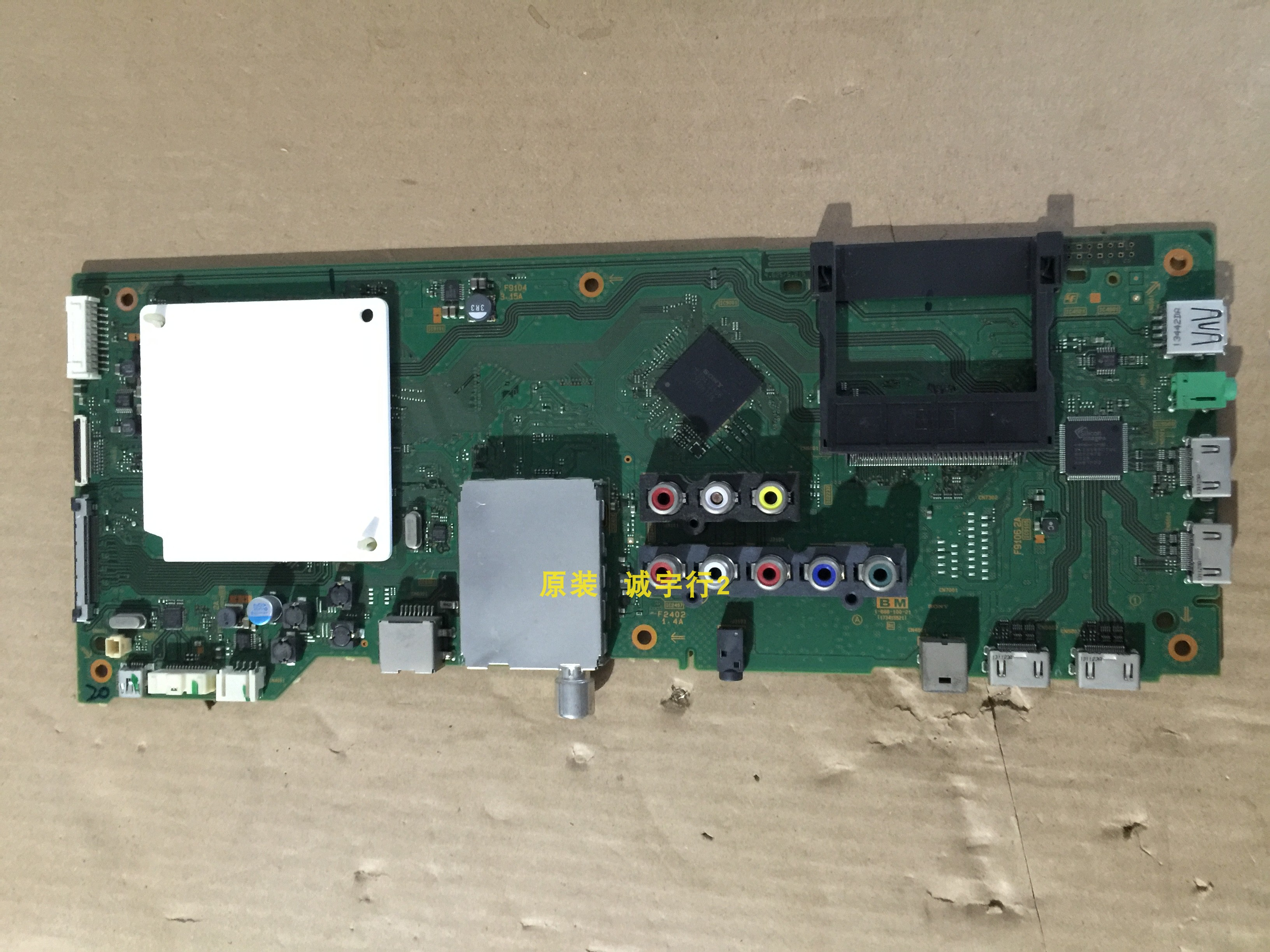 Original SONY KDL-46W950A Main Board 1-888-100-21 Screen P-MOD(DQ3S460LT01)