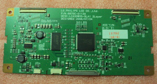 control board for LG.philips P/N:6870C-0113A