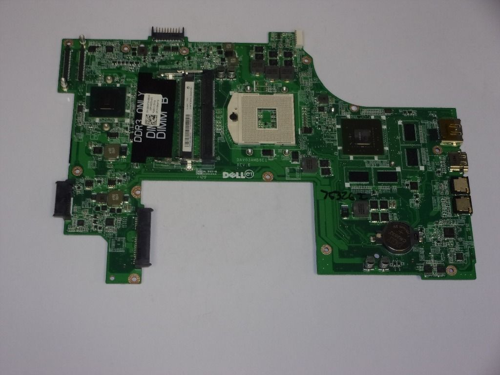 Dell N7110 Genuine Graphics NVIDIA DAV03AMB8C0 CN-09NWTG 9NWTG