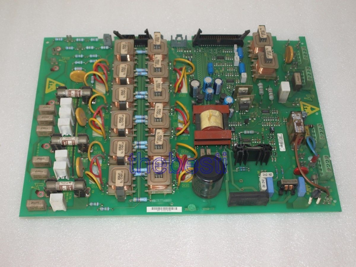 1 Used Eurotherm DC Converter Power Supply Board AH385851U002