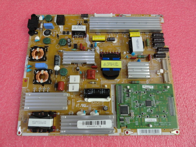 SAMSUNG BN44-00431A TV POWER SUPPLY UN55D8000YFXZA