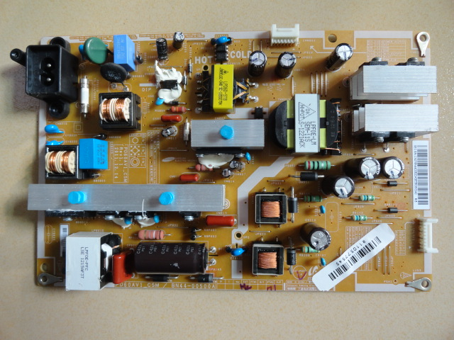 SAMSUNG BN44-00500A POWER SUPPLY BOARD FOR UN60EH6000F