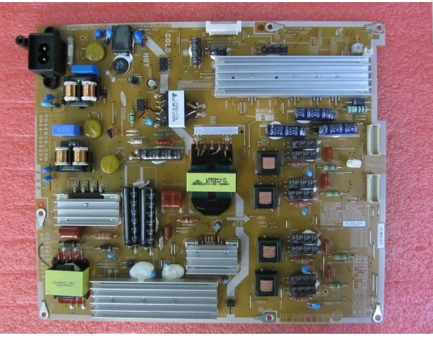 Samsung BN44-00521A Power Supply / LED Board