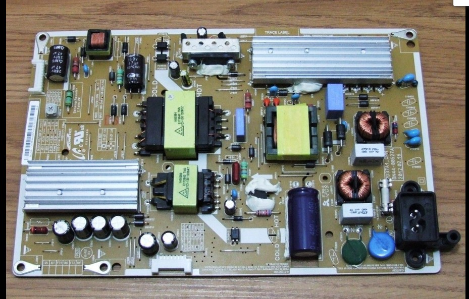 "POWER SUPPLY FOR SAMSUNG UE37ES5500 37"" LED TV PD37A1 REV:1.1 BN"
