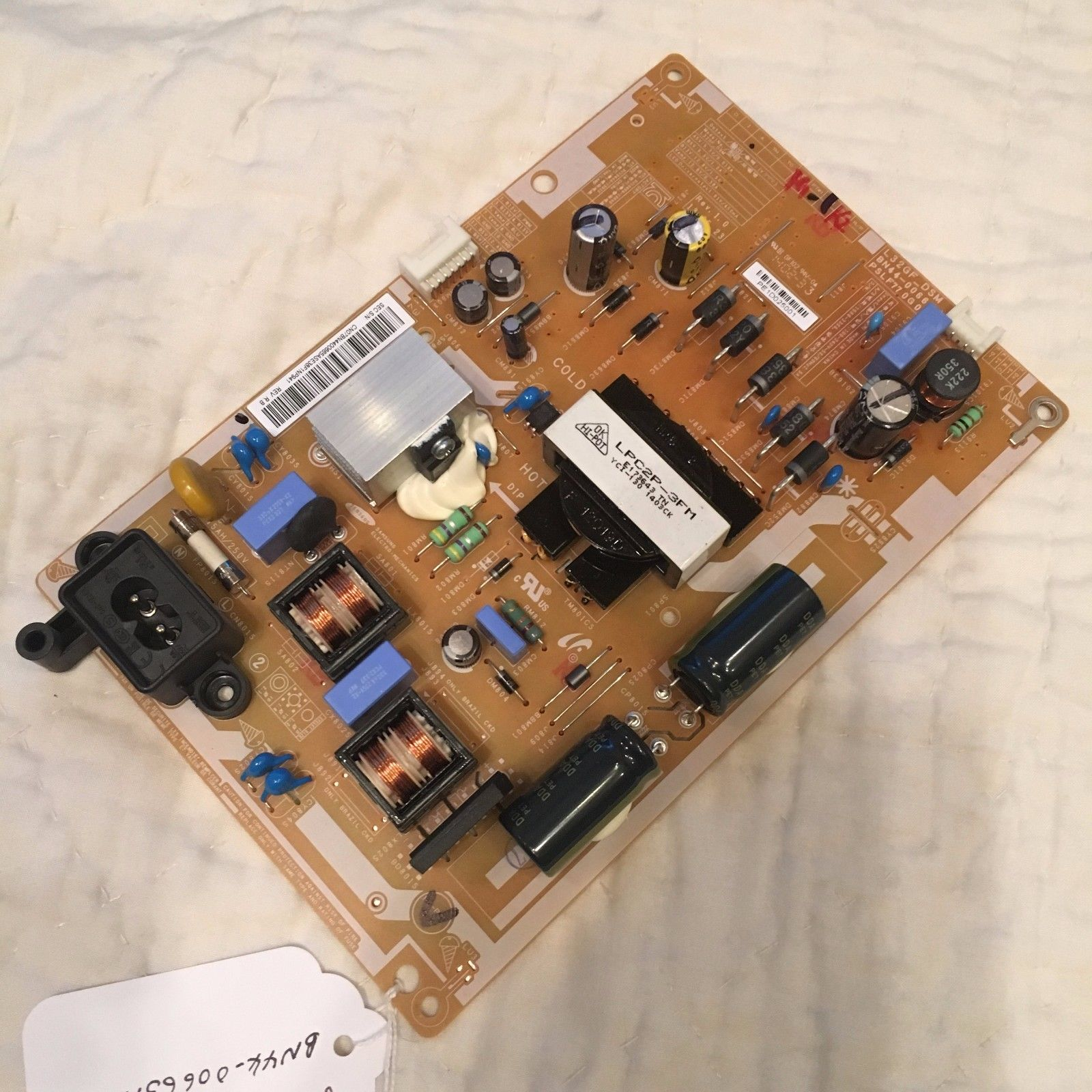 NEW SAMSUNG BN44-00665A POWER SUPPLY BOARD FOR UN32EH5300