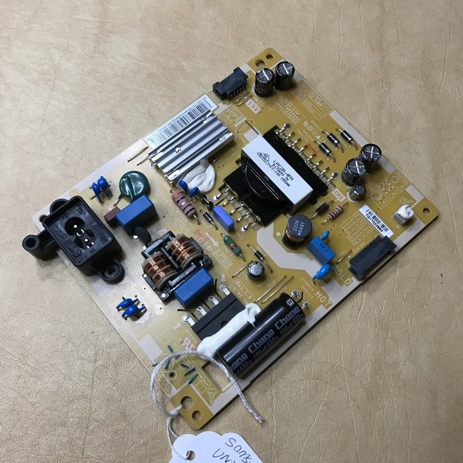 SAMSUNG BN44-00695A POWER SUPPLY BOARD FOR UN28H4000A AND OTHER