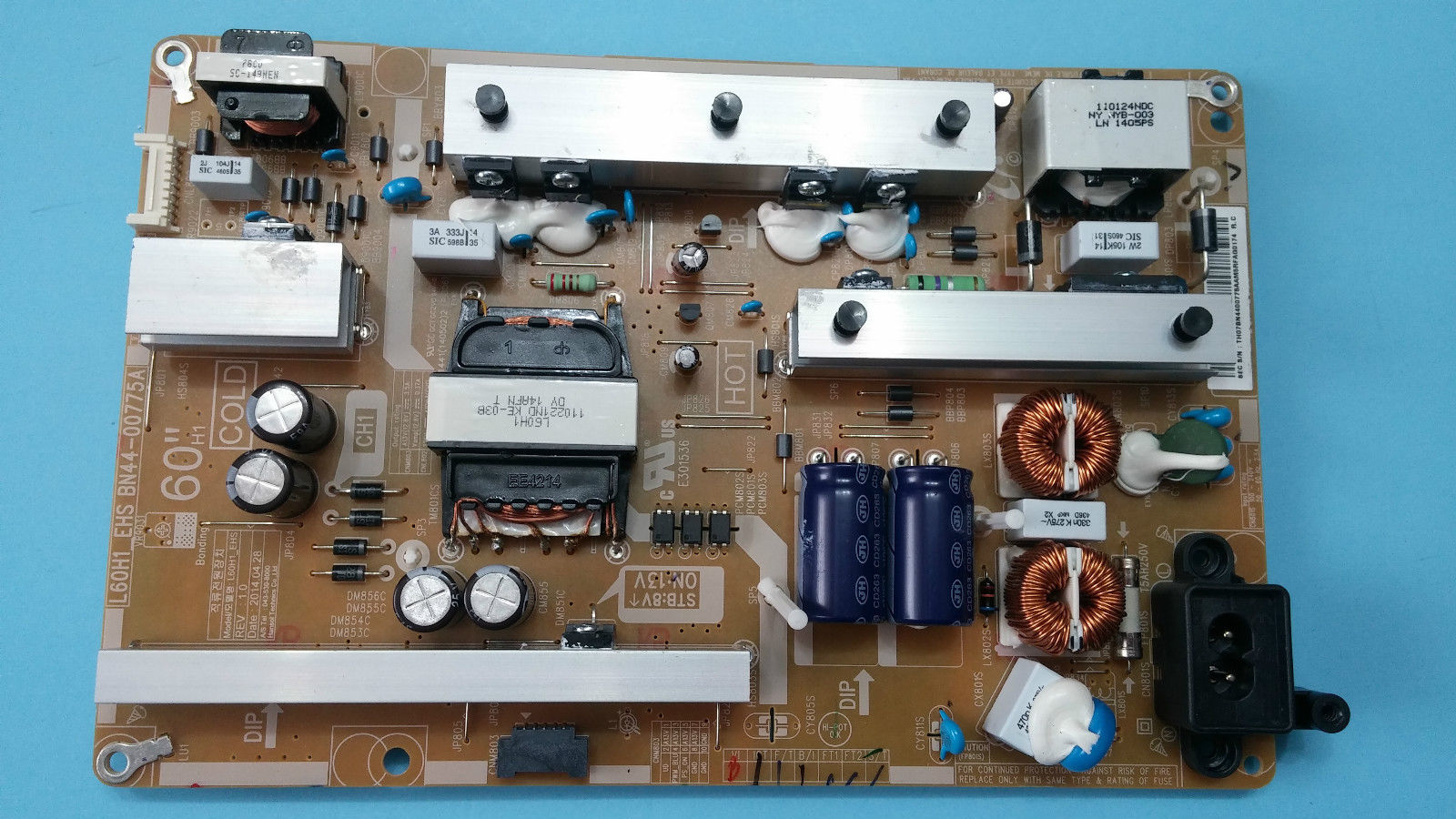 BN44-00775A UN60H6203 UN60J6200 SAMSUNG power supply board