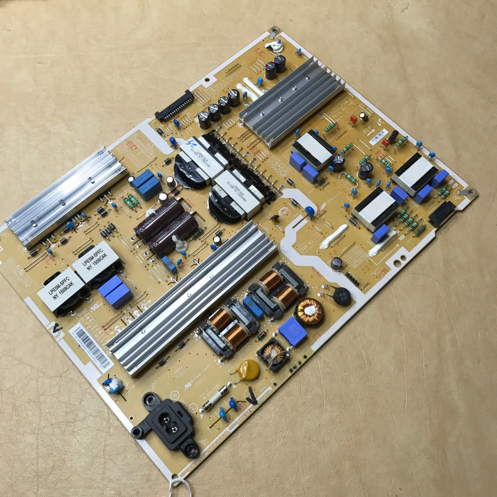 SAMSUNG BN44-00811A POWER SUPPLY BOARD FOR UN50JU7100 AND OTHER