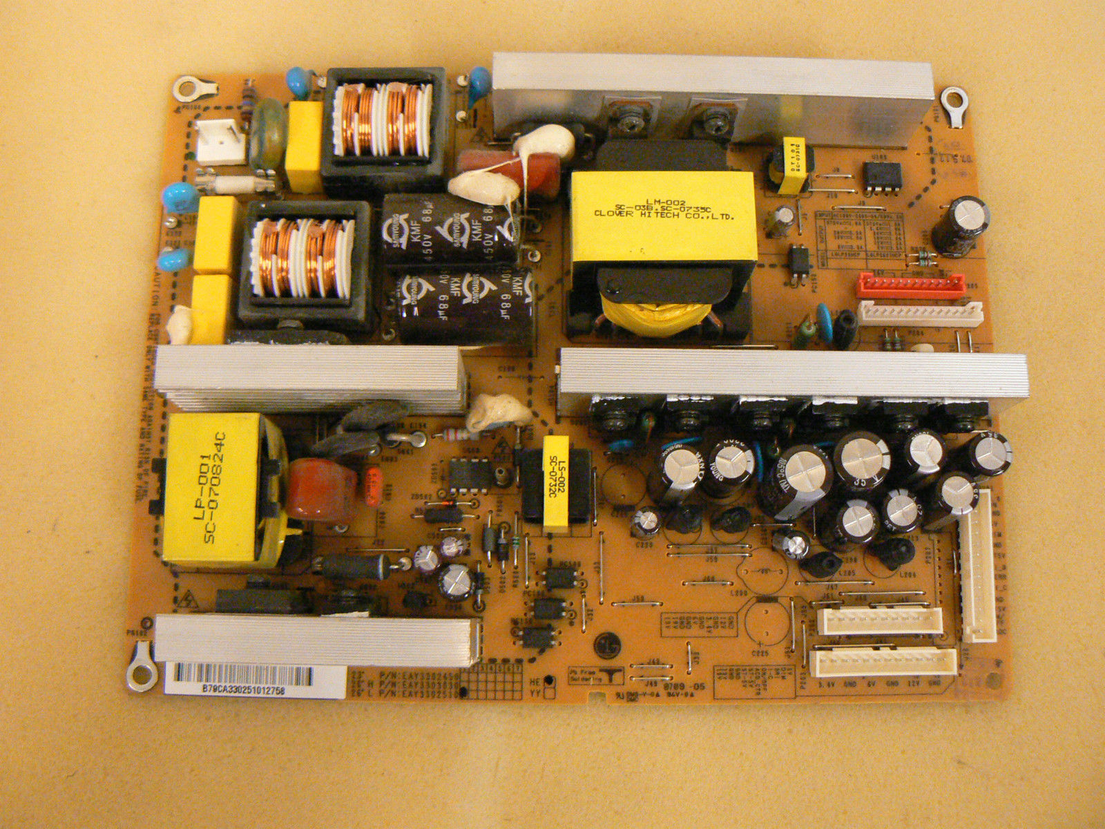 POWER SUPPLY EAY33025101 For LG 26LC51