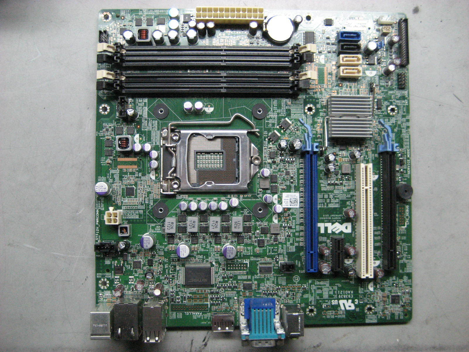 Dell HY9JP Optiplex 790 MT LGA 1155/Socket H2 DDR3 SDRAM Motherb