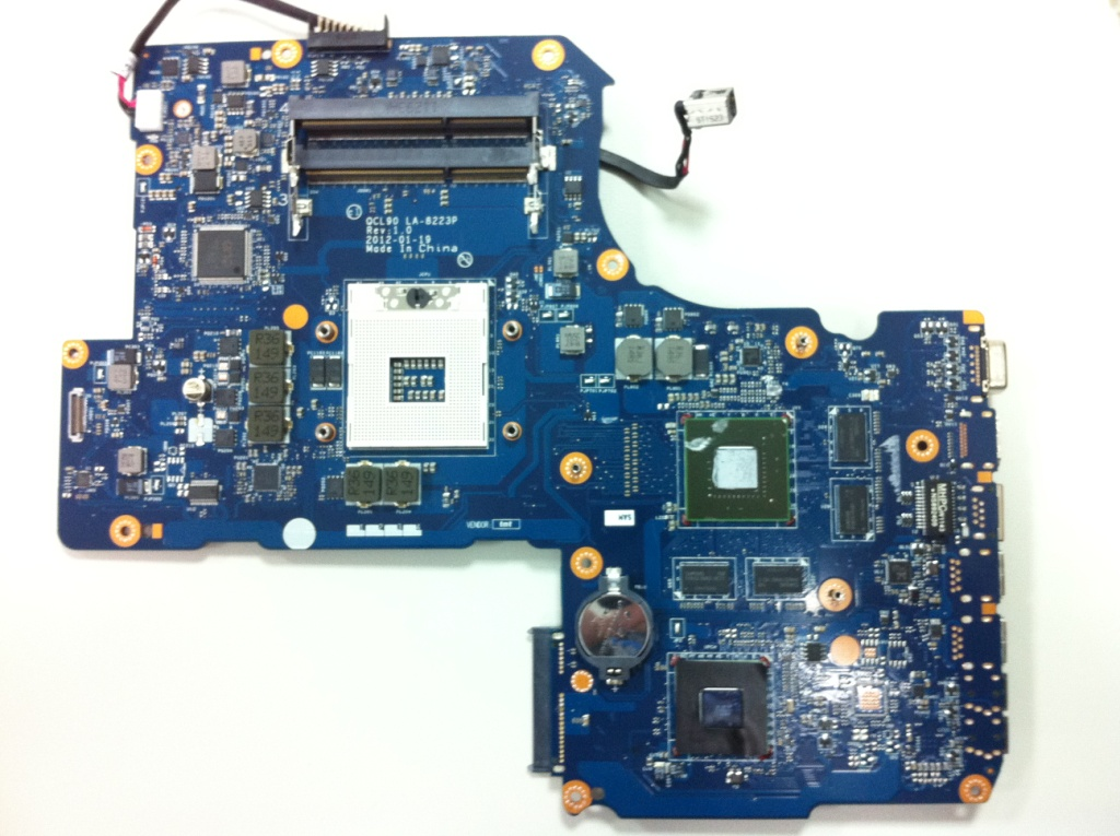 QCL90 LA-8223P Mainboard For ASUS K95 K95VM DDR3 LA 8223P mother