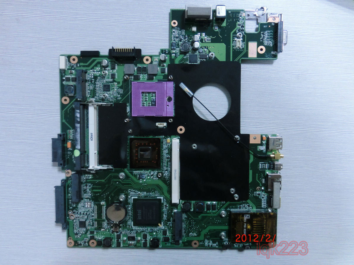 FOR ASUS M50VN Laptop Motherboard