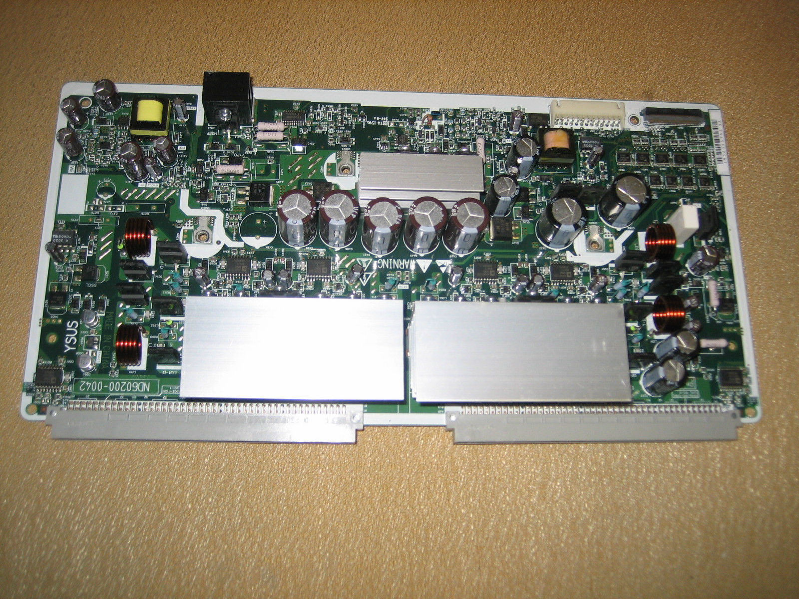HITACHI YSUS BOARD ND60200-0042 FOR MODEL 42HDS69