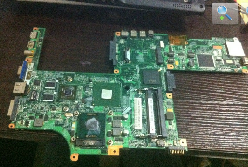 31TW3MB00S0 for Great Wall BENQ R55/TW3 laptop motherboard intel