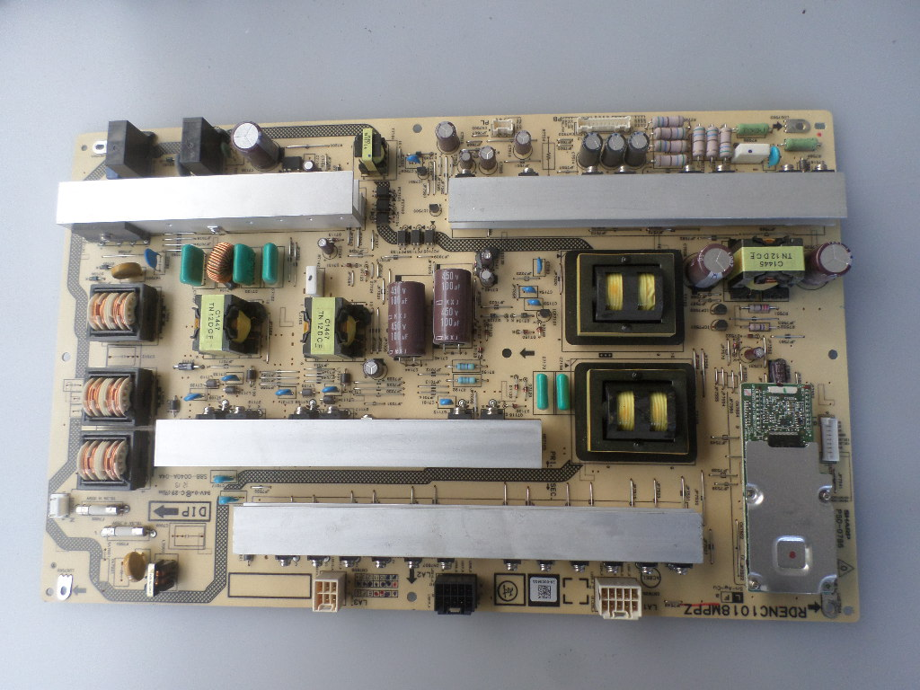"Sharp 60"" PNV601 RDENC1018MPPZ Power Supply Board Unit"