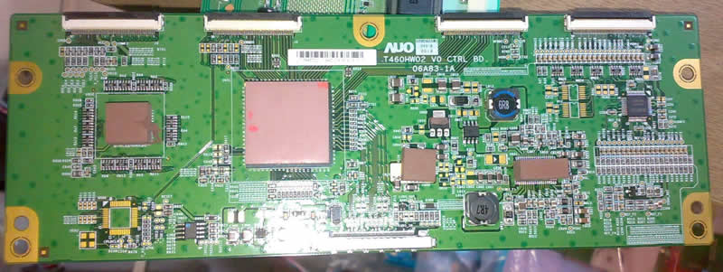 NEW LCD CONTROLLER BOARD T460HW02 V0 ctrl BD 06A83-1A