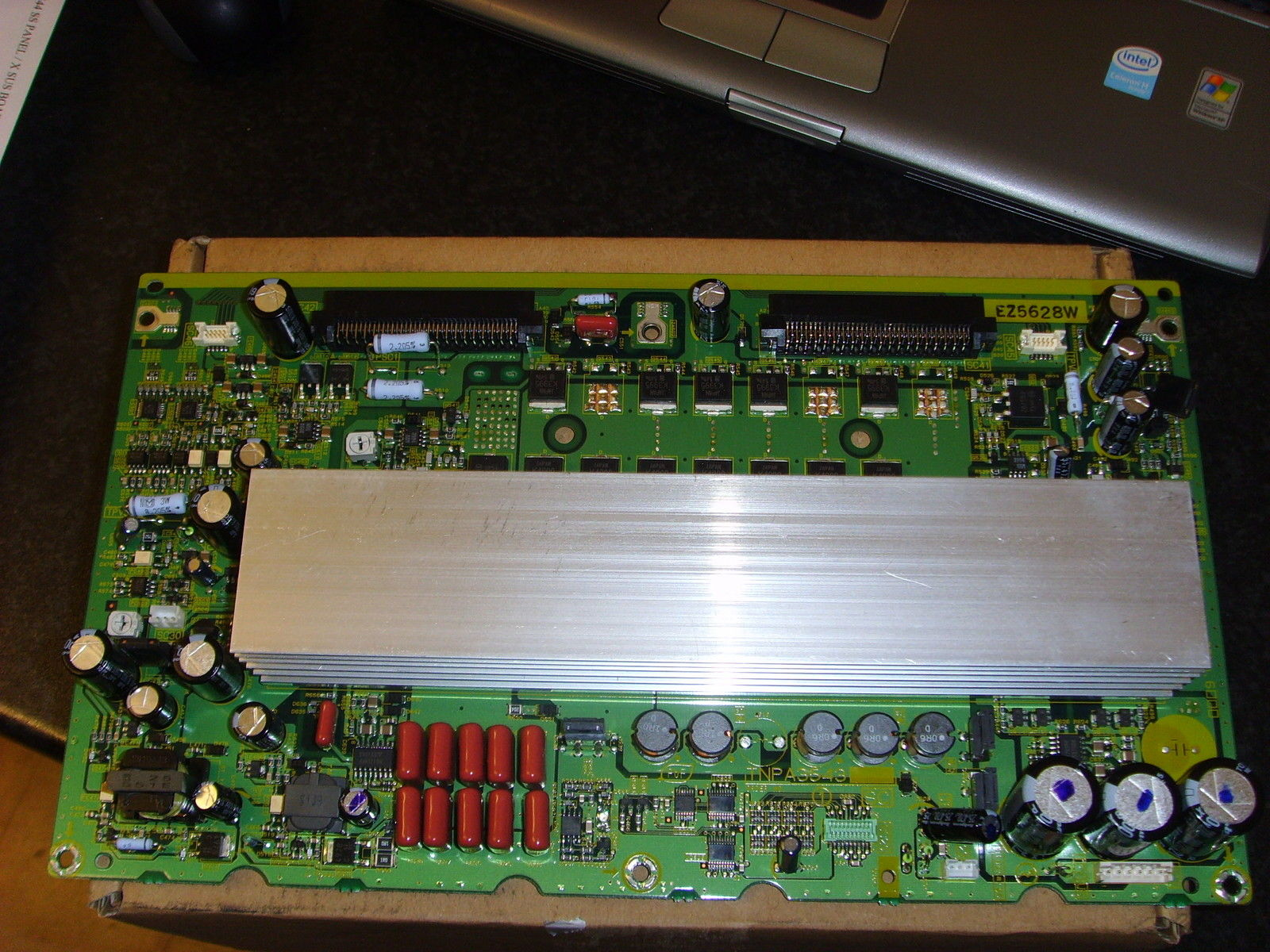 PANASONIC TNPA3543 SC PANEL / Y SUS BOARD TH-42PWD7 TH-42PWD8 TH