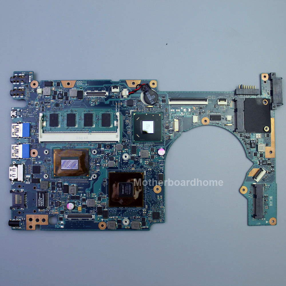 For ASUS UX52SV Laptop Motherboard With i5 CPU 2GB RAM REV 2.0