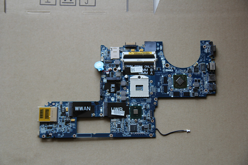 Motherboard For DELL Studio XPS 1645 DA0RM5MB8E0 REV E Y509R