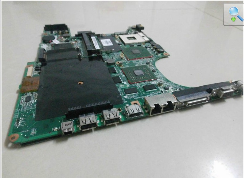 Laptop Motherboard FOR HP Pavilion dv9000 Series 434659-001 W/nv