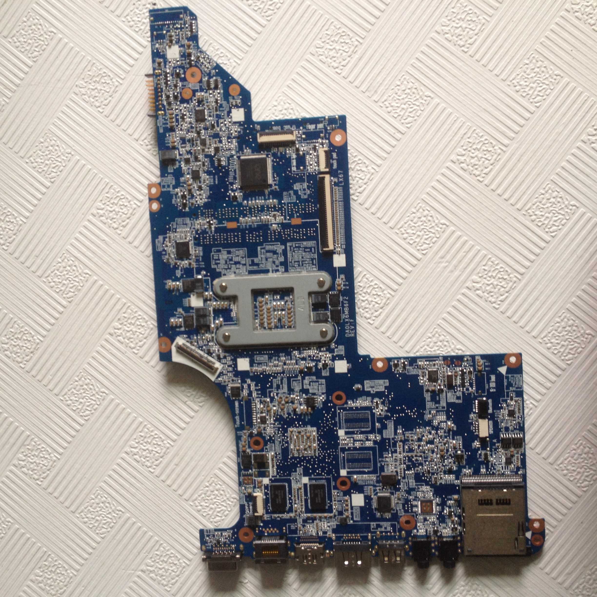 605321-001 motherboard for HP Pavilion DV7 DV7-4000 ATI 5650 1GB
