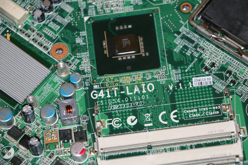 ORIGINAL Lenovo B500 all-in-one PC motherboard G41T-LAIO V1.1