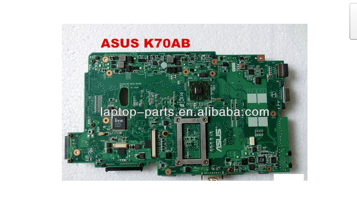 For ASUS K51AC Notebook Motherboard Mainboard Tested