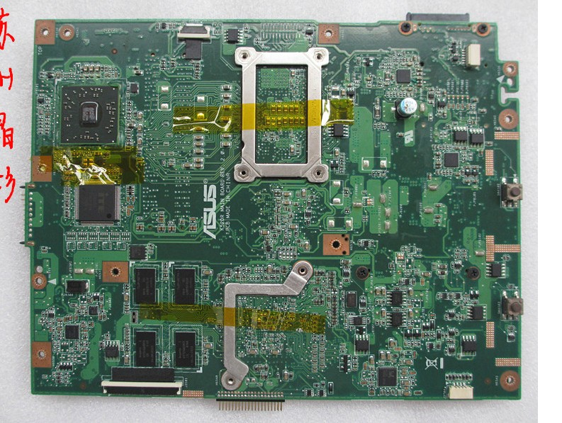 60-NZRMB1000-C21 For ASUS K52DR Mainboard laptop motherboard for