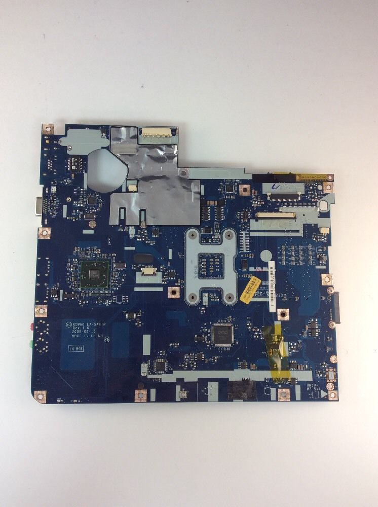ACER Aspire 5517 Laptop Motherboard KAW60 LA-5481P MB.PGY02.001