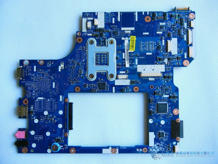 MBNAL00002 ORIGINAL LAPTOP MOTHERBOARD For ACER 5534 5538 ATI LA