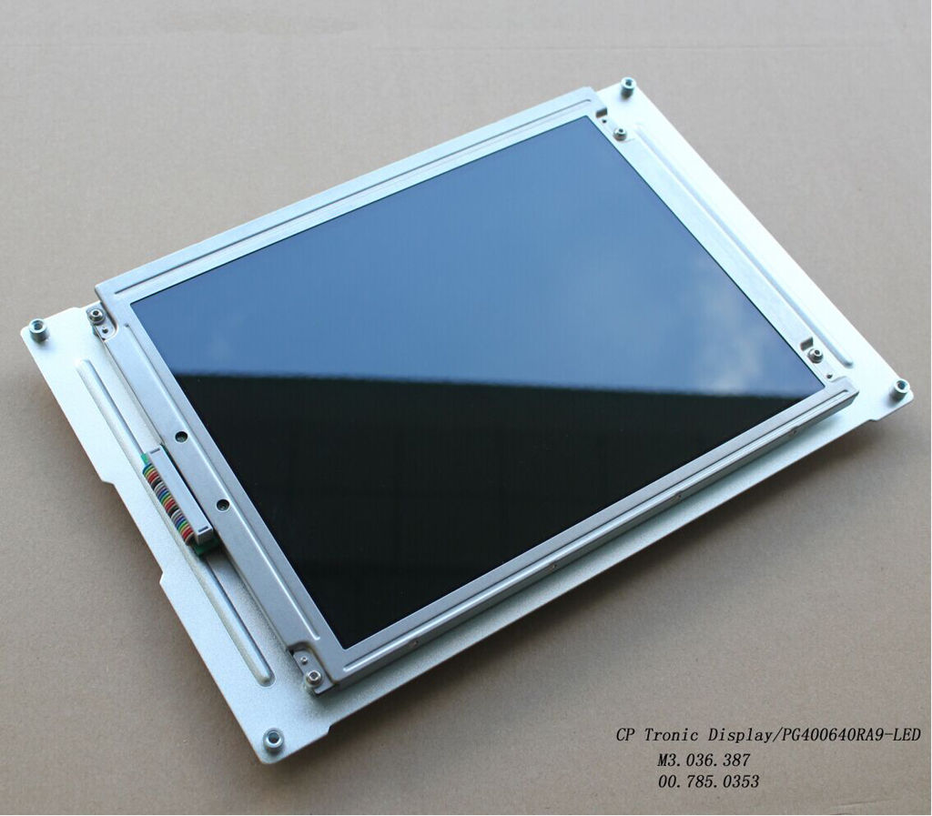 "MD400F640PD1A MD400F640PD2A Heidelberg 9.4"" CP Tronic Display Compatible"