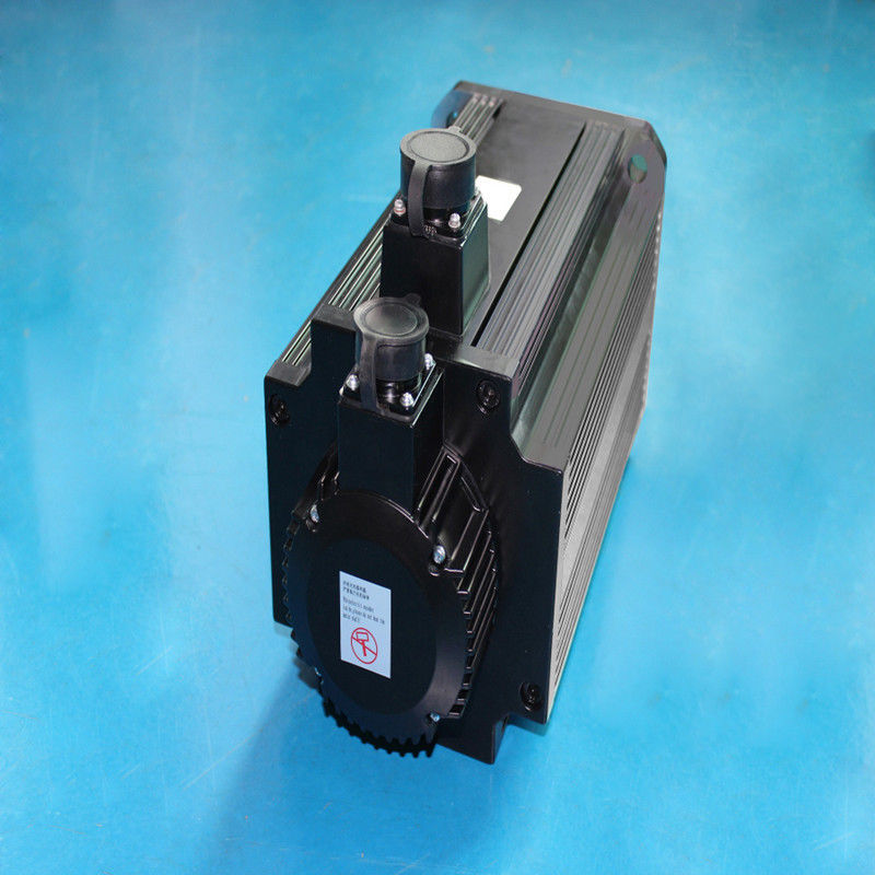 3phase 380V 7.5kw 48N.m 1500rpm 180mm AC servo motor drive kit 2500ppr