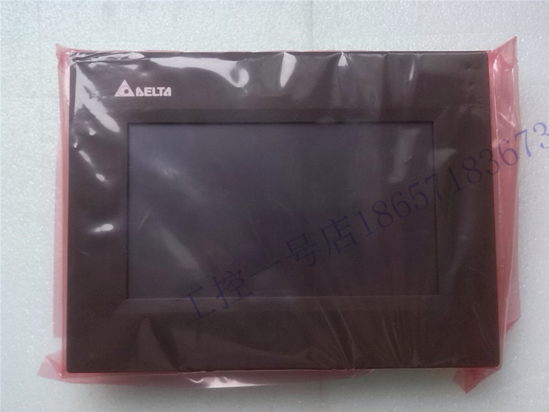 "DOP-B07E515 Delta HMI Touch Screen 7"" inch 800x600 with Ethernet new in"