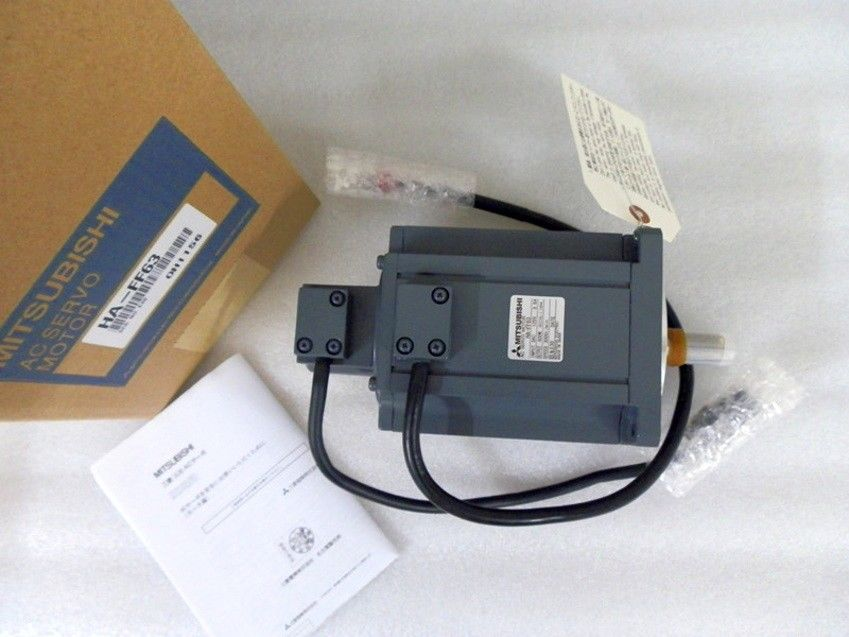 100% NEW Mitsubishi Servo Motor HA-FF63 IN BOX HAFF63