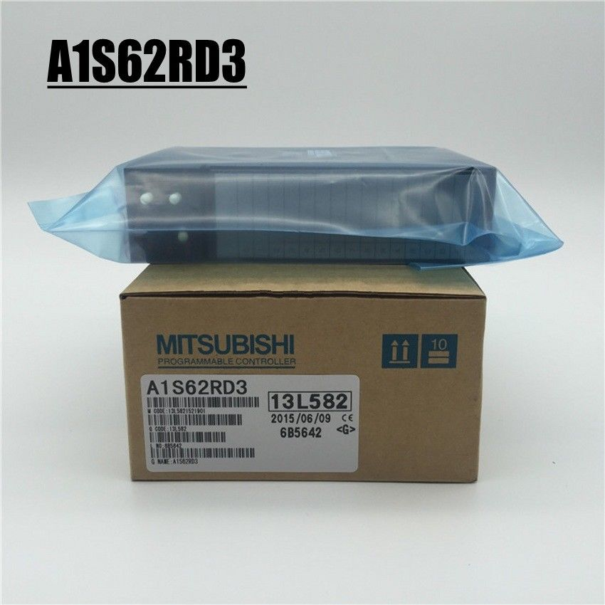 BRAND NEW MITSUBISHI PLC A1S62RD3 IN BOX