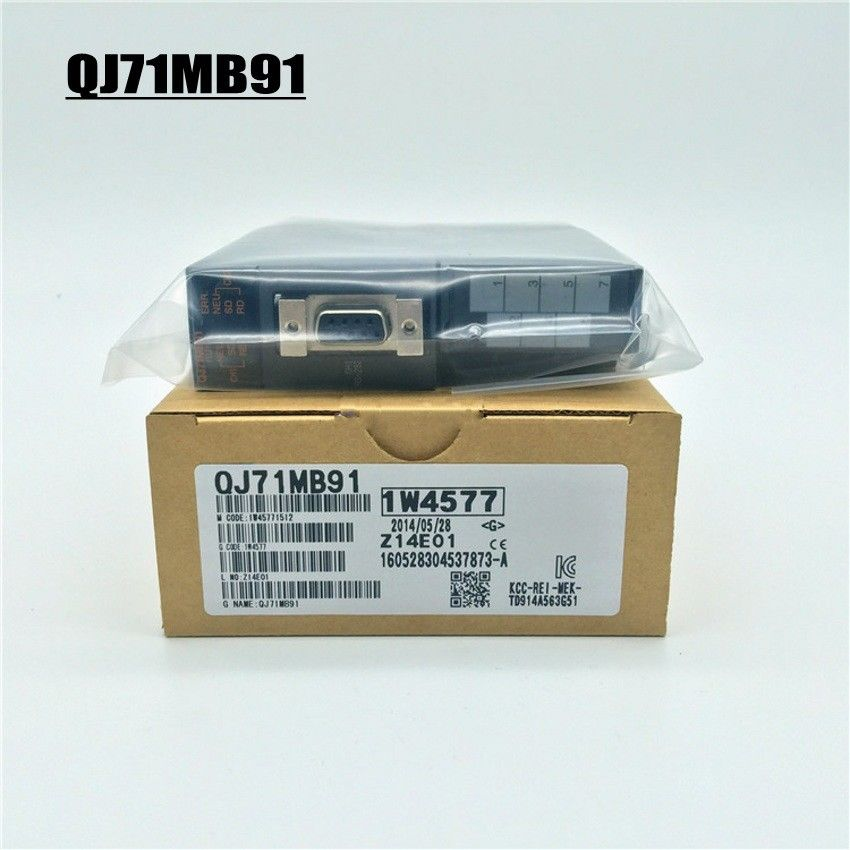 Brand NEW MITSUBISHI PLC QJ71MB91 IN BOX