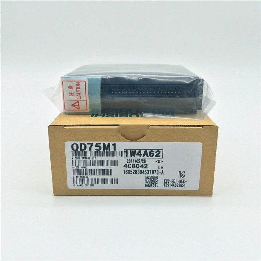 100% NEW MITSUBISHI PLC Module QD75M1 IN BOX