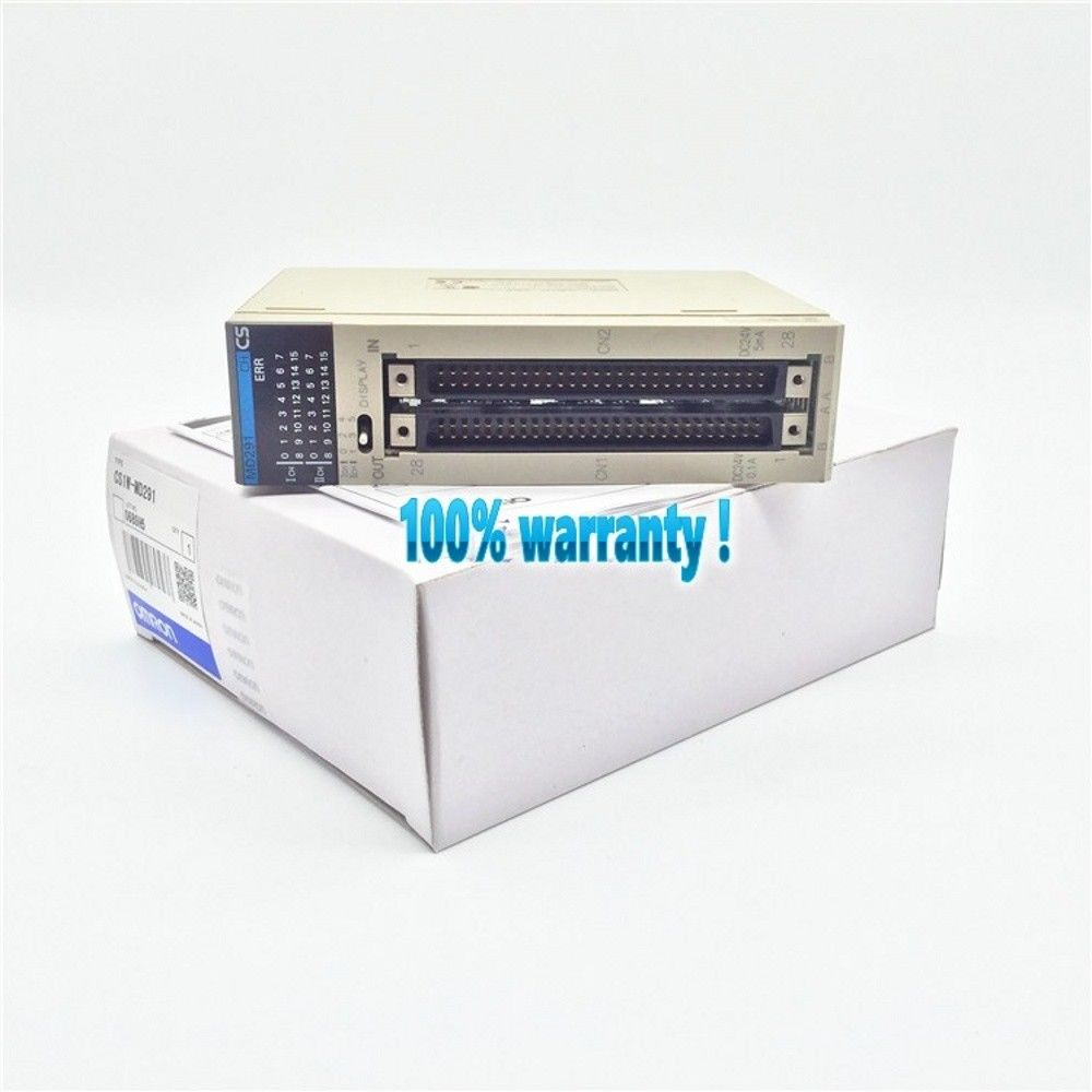100% NEW OMRON PLC CS1W-MD291 IN BOX CS1WMD291