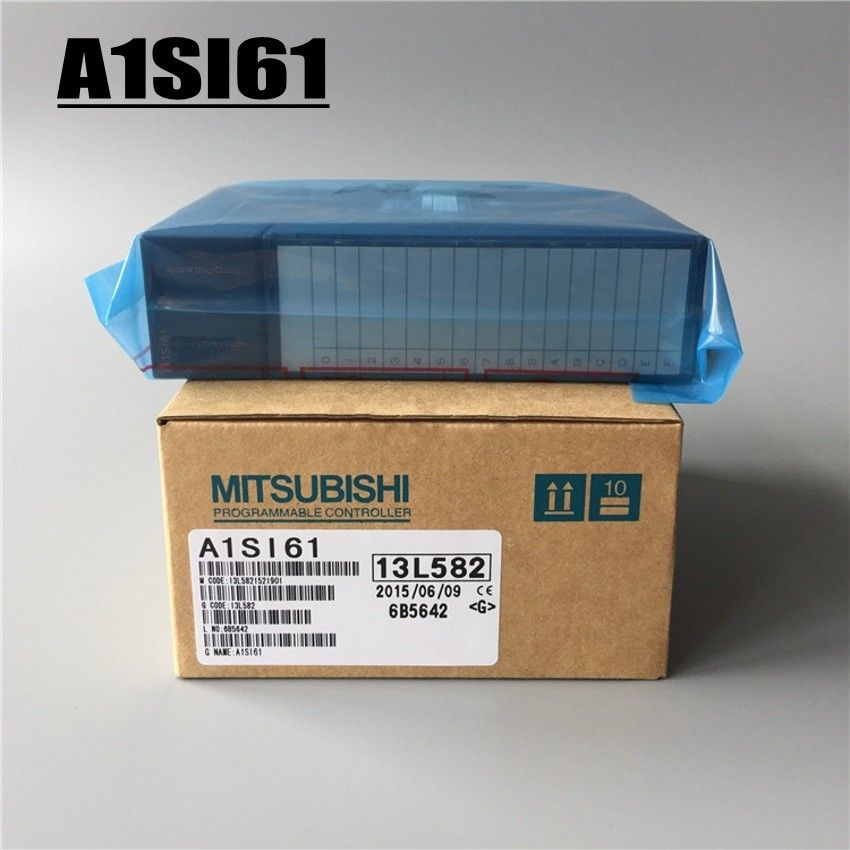 100% NEW MITSUBISHI PLC A1SI61 IN BOX