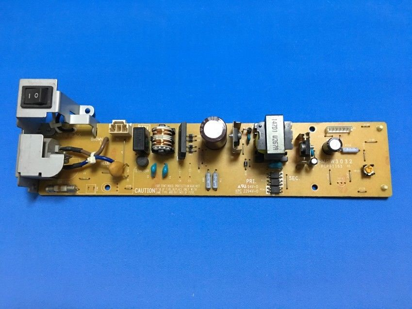 Power Board for Canon MF-4010 MF-4012 MF-4018 MF-4120 MF-4122 MF-4150 220V