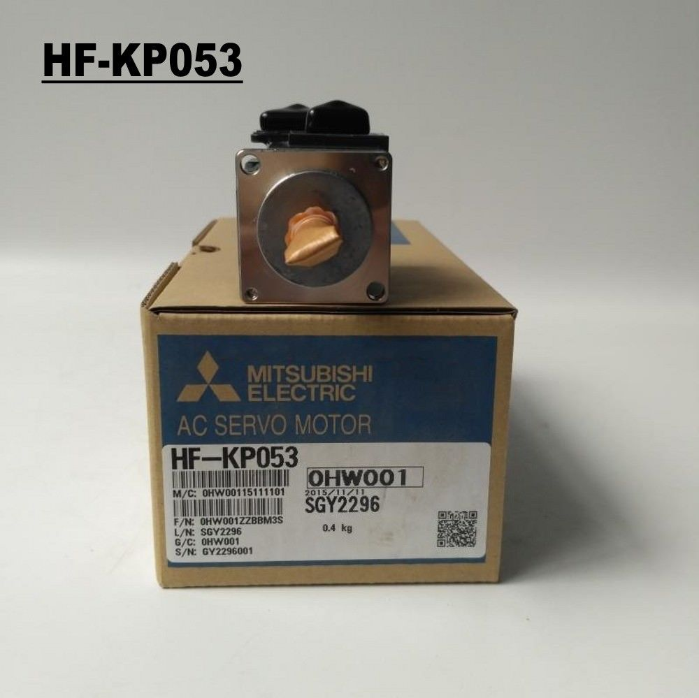 100% NEW MITSUBISHI SERVO MOTOR HF-KP053 in box HFKP053