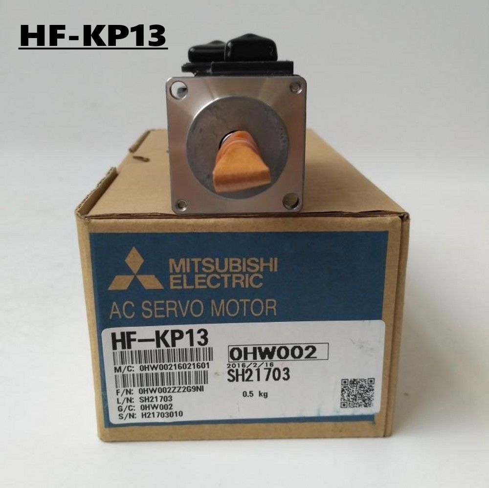 100% NEW MITSUBISHI SERVO MOTOR HF-KP13 in box HFKP13