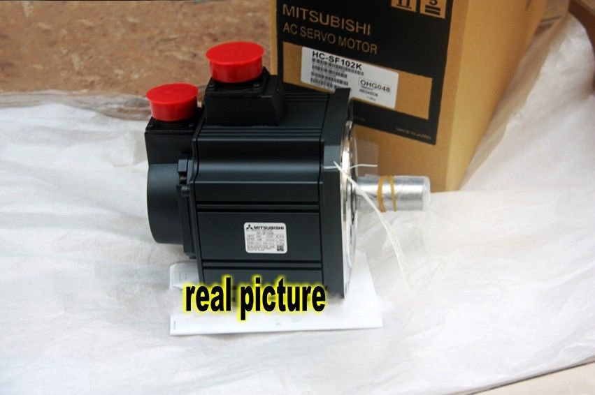 100% NEW Mitsubishi SERVO MOTOR HC-SF102K in box HCSF102K