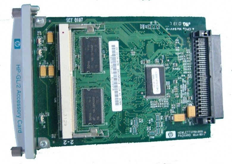 New Genuine C7769-60441 for HP DesignJet 500 500PS GL/2 Card RTL Formatter Board