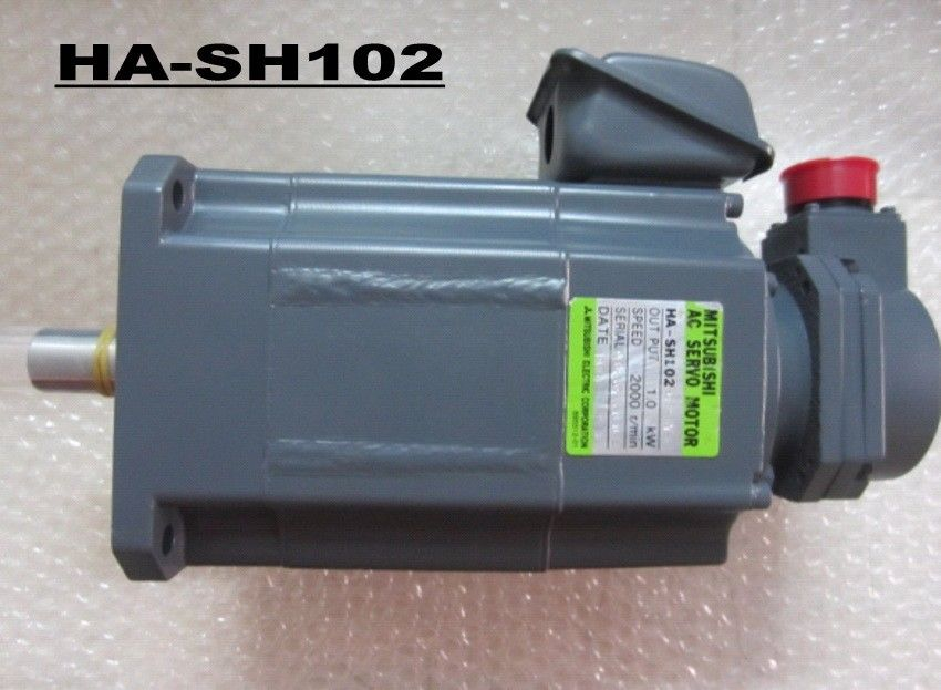 100% NEW Mitsubishi Servo Motor HA-SH102 IN BOX HASH102
