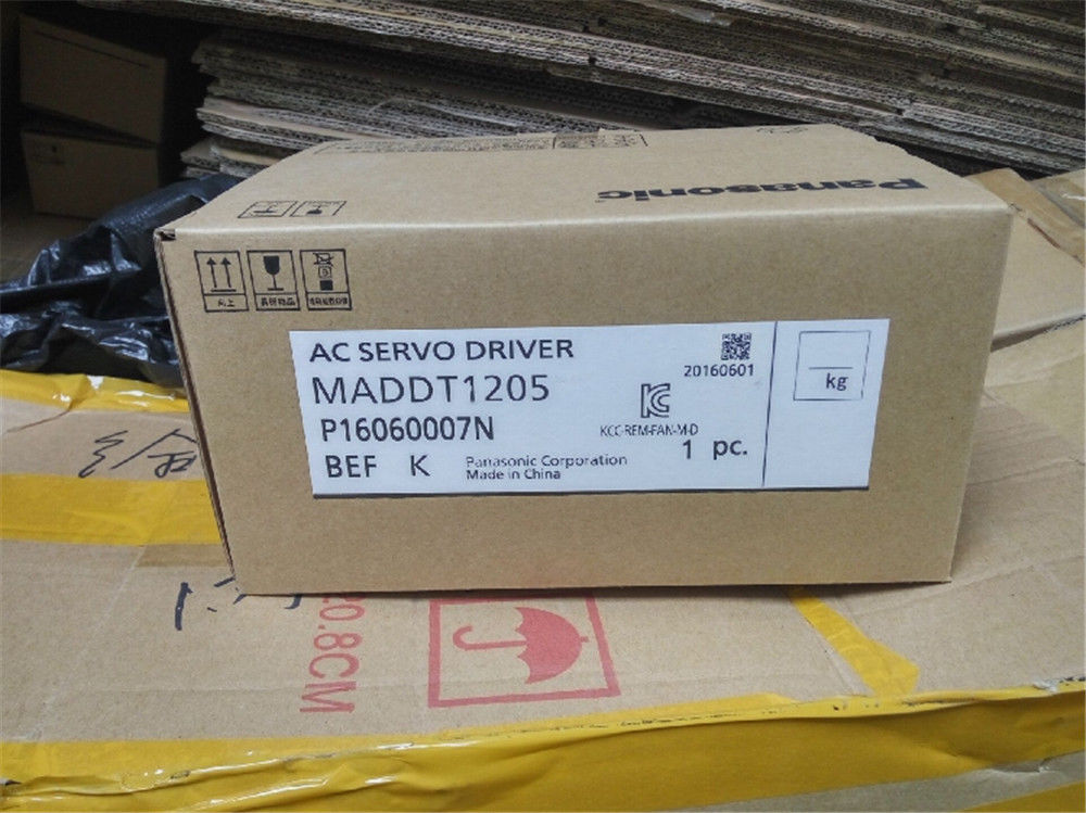 Brand NEW Panasonic AC Servo drive MADDT1205 100W in box (not Refurbished)