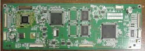 KE-42TS2U Main Logic Board Part # NA26701-B441