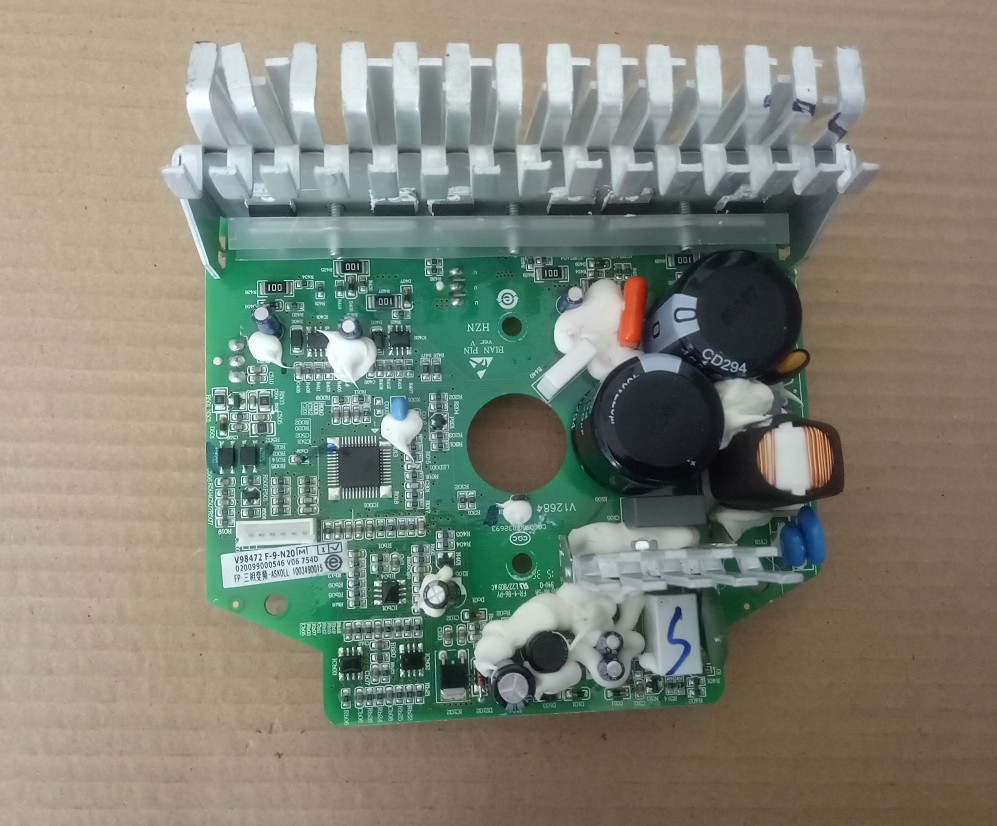 Haier drum washing machine frequency board 0024000133C 020099000