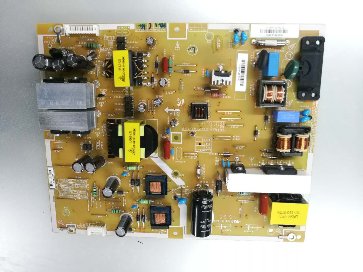 Vizio 0500-0614-0270 (PSLF141401M) Power Supply LED Board for E470i-A0